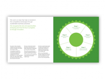 Turning Green Sales Tool Design