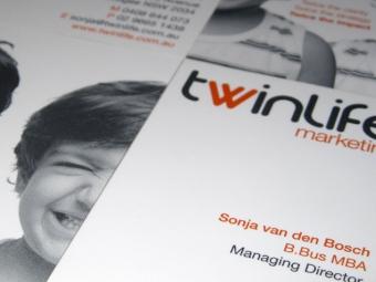 Twinlife Brand Identity