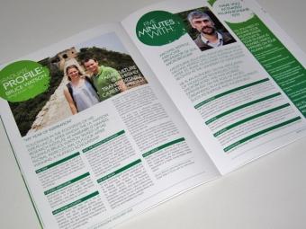 USYD Magazine Design