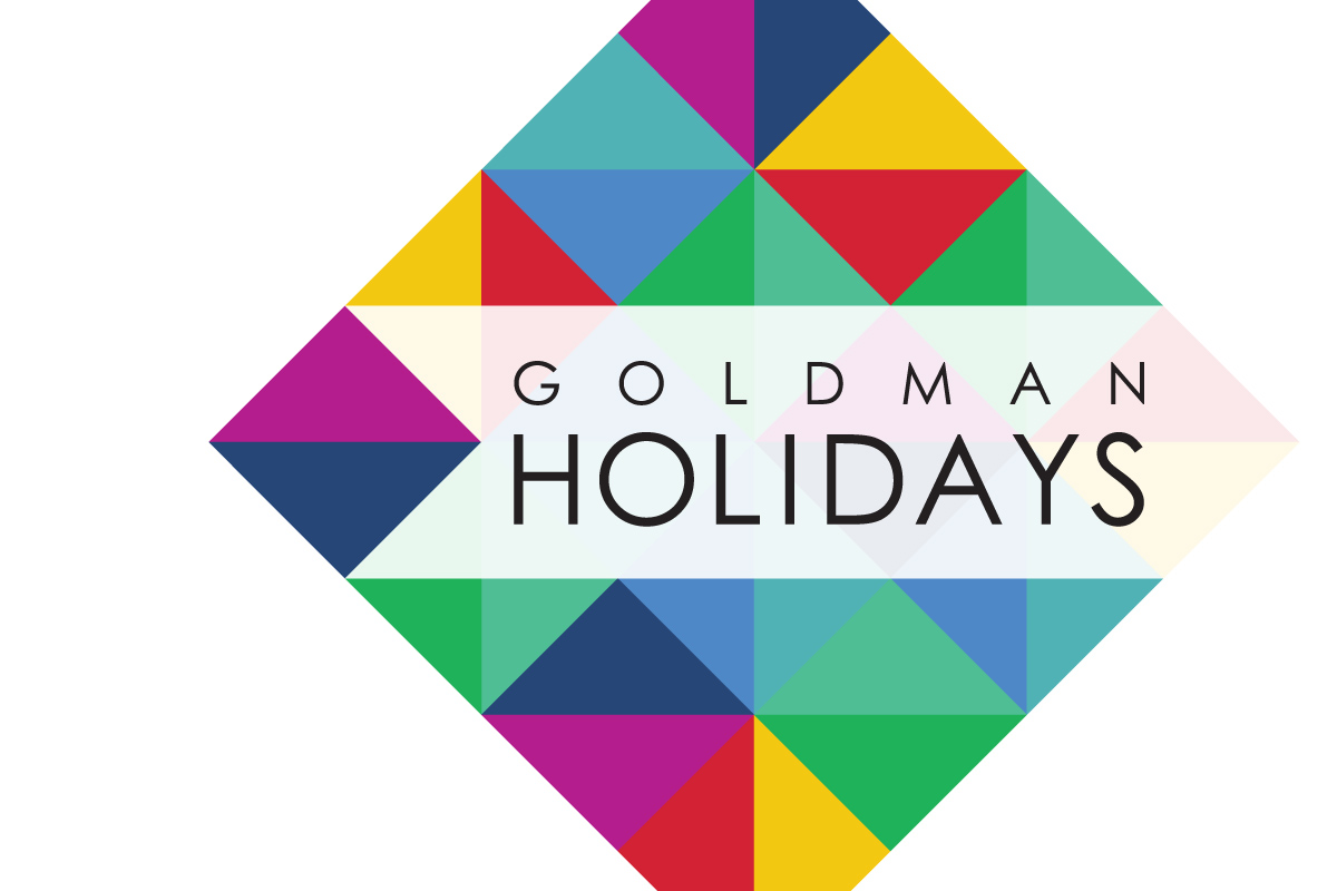 Goldman Holidays Logo