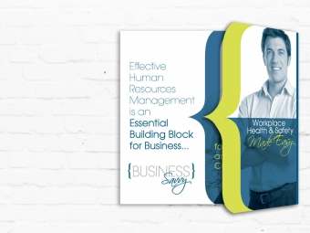 Business Savvy Branding, Logo Design & Collateral Design