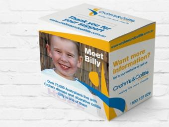 CCA Donation Box