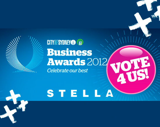Vote for Stella Design