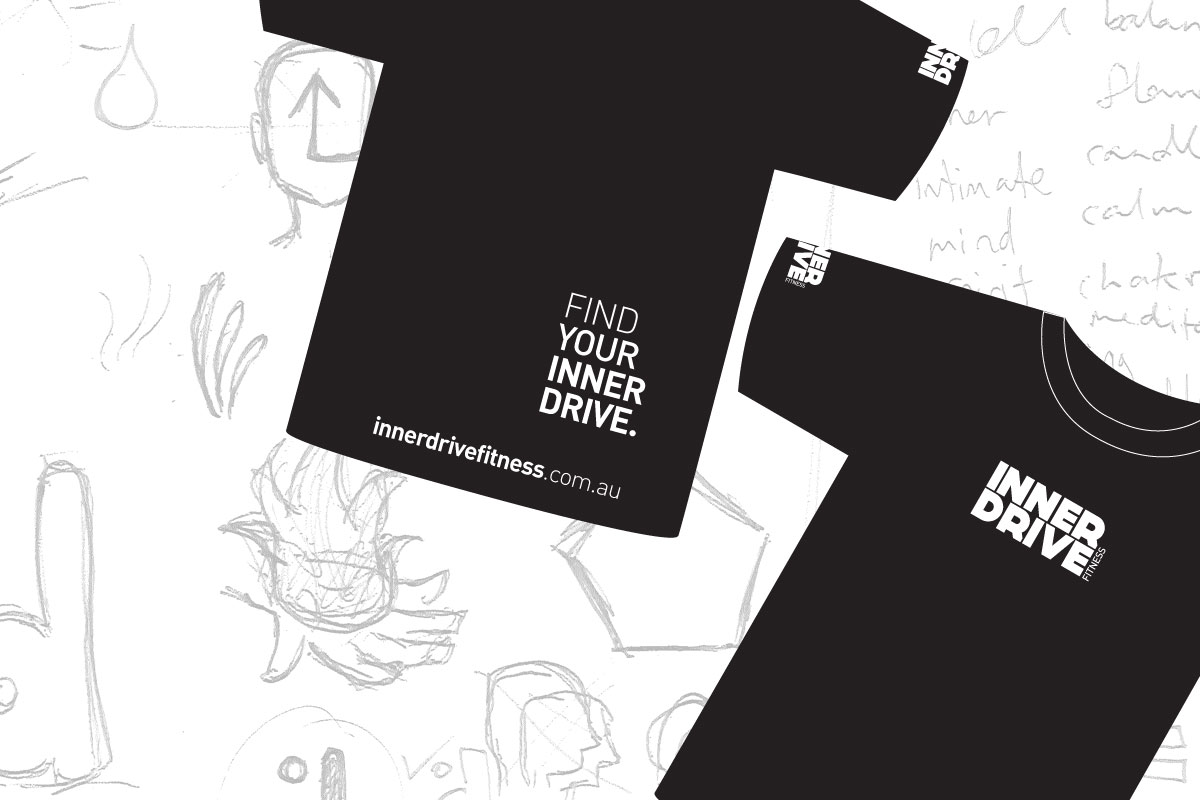 Inner Drive Brand & Collateral Design