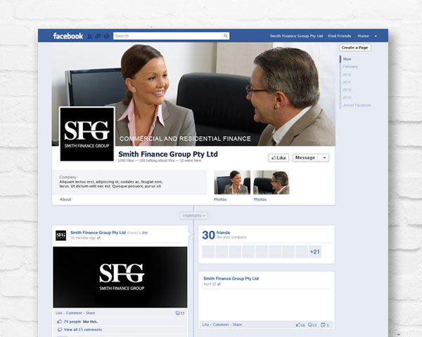 Smith Finance Group Campaign